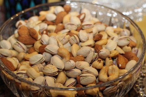 nuts pistachios snack