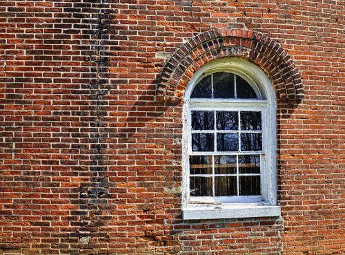 nutwood barn window