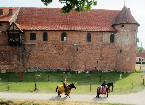 nyborg castle castle knight