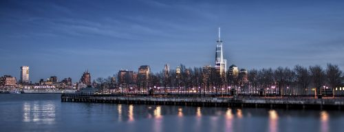 nyc city manhattan skyline