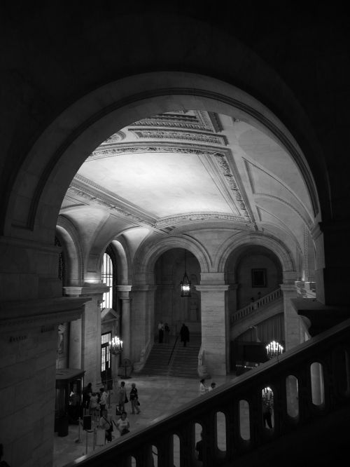 nyc public library library