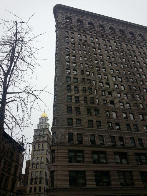nyc new york iron building