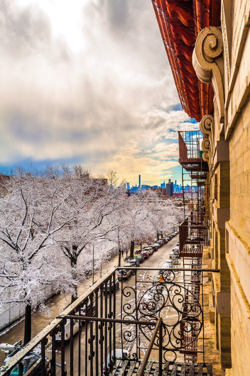 nyc winter new york new york city