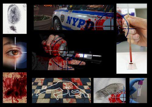 nypd police crime scene