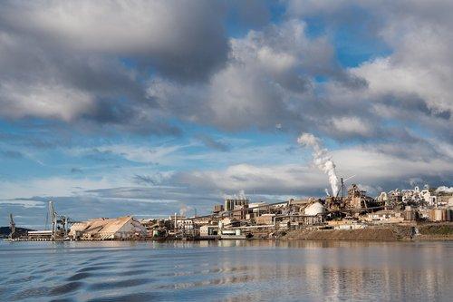 nyrstar zinc works  zinc smelter  zinc works