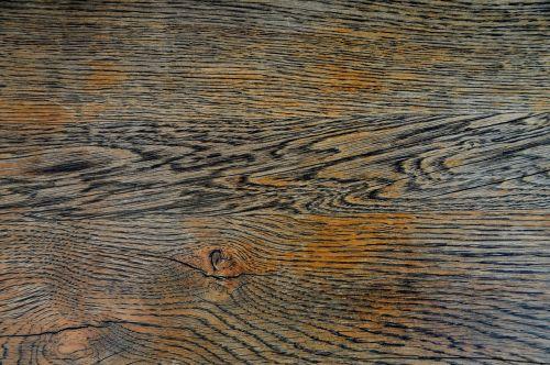 oak parquet wooden structure