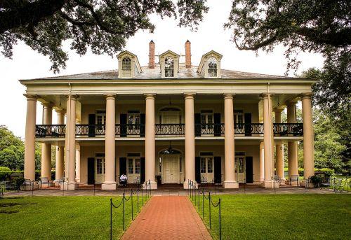 oak alley plantation southern plantation mansion