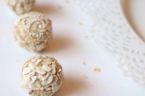 oats balls energy