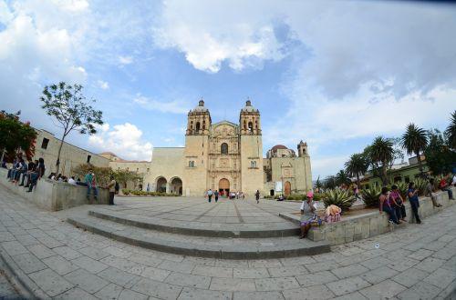 oaxaca mexico church