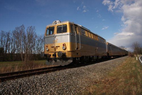öbb noevog diesel locomotive