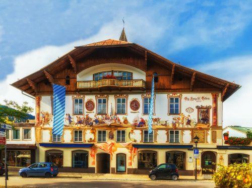 oberammergau bavaria hotel