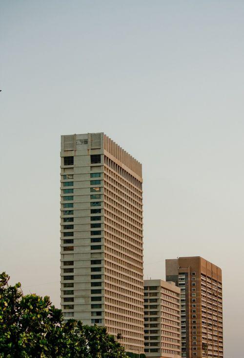 oberoi,viešbutis,Mumbajus,pastatas,Indija,architektūra,bombėjaus