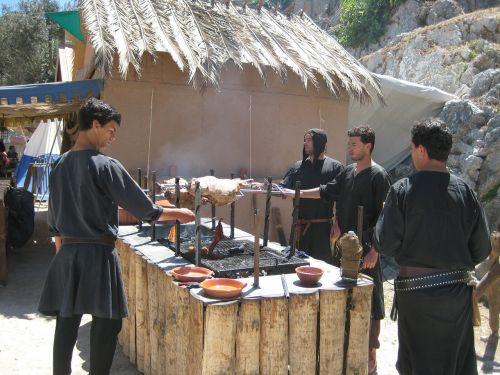 óbidos medieval fair popular