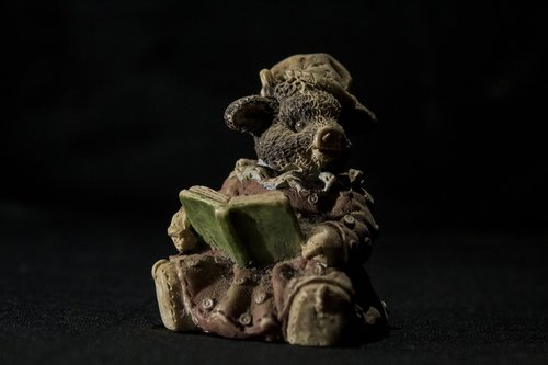 object  toy  bear