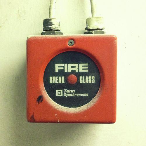 object fire alarm alarm