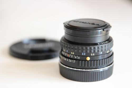 objective photo lens
