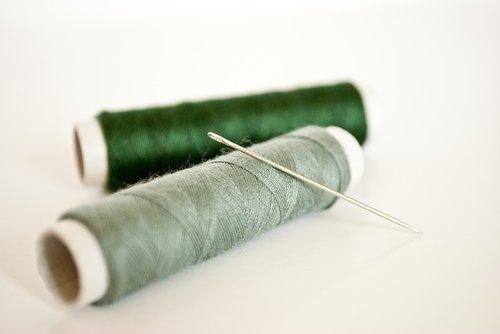 objects  thread  needles