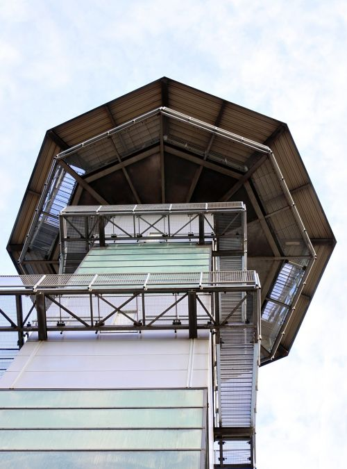 observation tower tower platform
