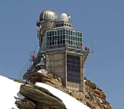 observatory jungfraujoch 3500m