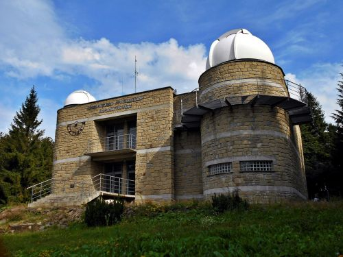 the observatory observatory observation of the sky