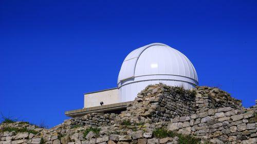 observatory astronomical sky