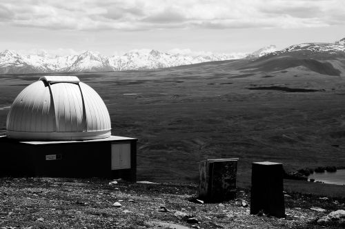 observatory planetarium mountains
