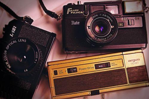 obsolete lens shutter