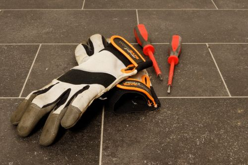 occupational safety and health protection gloves