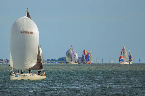 ocean water yachting