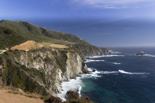 ocean coast california