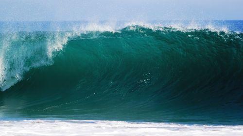ocean wave sea