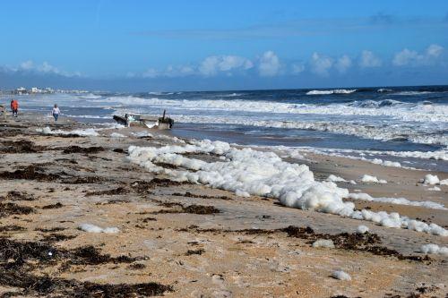 Ocean Beach Debris