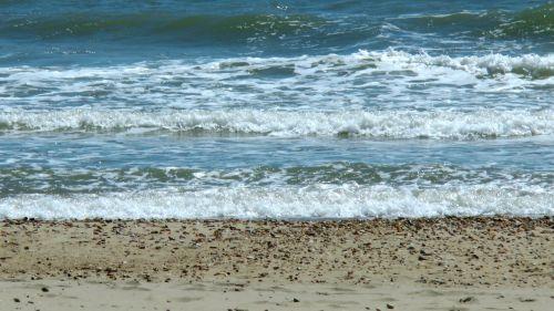 Ocean Beach Sea Waves