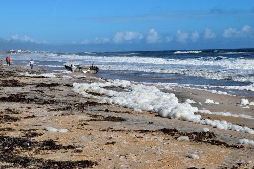 ocean debris hurricane irma destruction