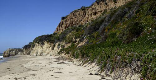 Oceanside Cliffs