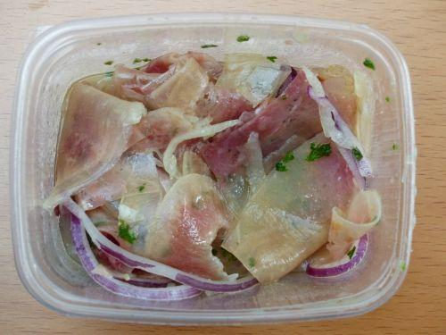ochsenmaulsalat meat salad mouth meat