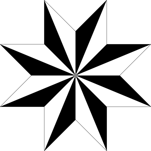 octagon polygon star