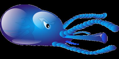 octopus devilfish octopod