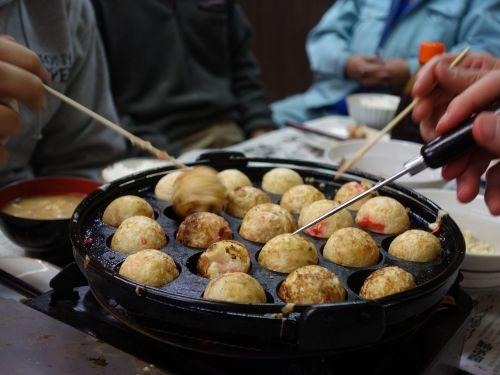 octopus dumplings takopa kansai