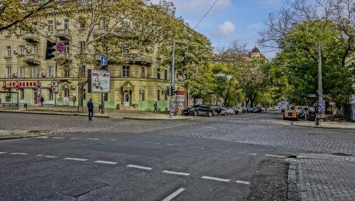 odessa crossroads pedestrian
