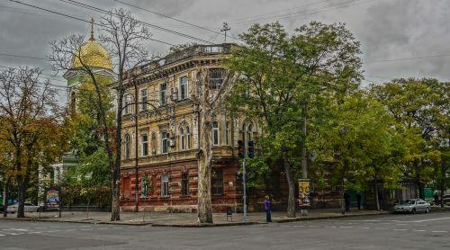 odessa crossroads tserkov