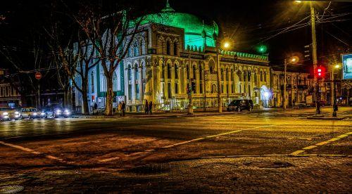 odessa evening mosque