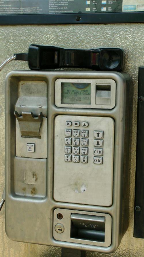 Off Hook Phone