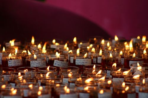 offering buddhism religion