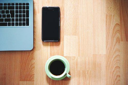 office phone coffee