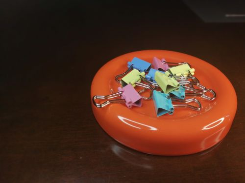office clips color