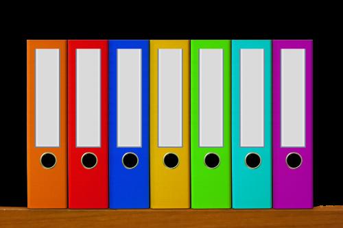 office files aktenordner
