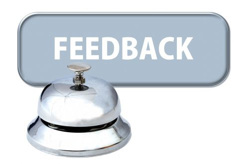office feedback exchange of ideas