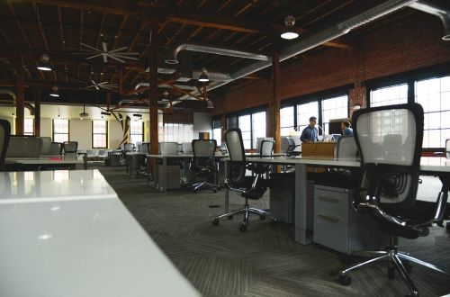 office startup tables