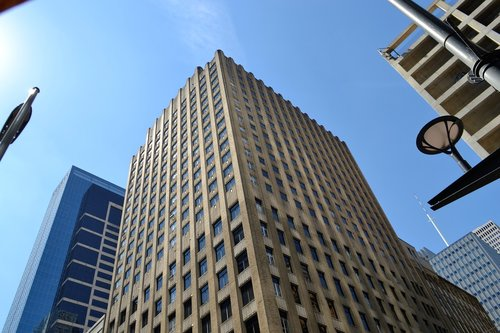 office building  houston  texas